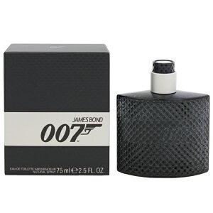 【ジェームズ ボンド】 007 オーデトワレ・スプレータイプ 75ml 【香水・フレグランス:フルボトル:メンズ・男性用】【ダブルオーセブン】【JAMES BOND 007 EAU DE TOILETTE SPRAY】