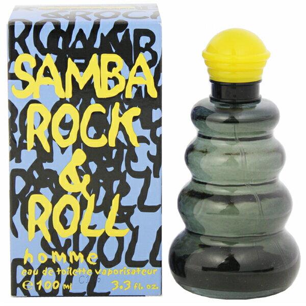 【ワークショップ】 サンバ ロックンロール オム オーデトワレ・スプレータイプ 100ml 【香水・フレグランス:フルボトル:メンズ・男性用】【サンバ】【WORK SHOP SAMBA ROCK & ROLL HOMME EAU DE TOILETTE SPRAY】
