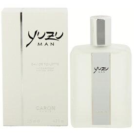 【キャロン】 ユズ マン オーデトワレ・スプレータイプ 125ml 【香水・フレグランス:フルボトル:メンズ・男性用】【CARON YUZU MAN EAU DE TOILETTE SPRAY】