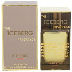 【アイスバーグ】 ザ アイスバーグ フレグランス オーデパルファム・スプレータイプ 100ml 【香水・フレグランス:フルボトル:レディース・女性用】【ICE BERG THE ICE BERG FRAGRANCE EAU DE PARFUM SPRAY】