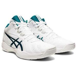 【アシックス】 ゲルフープ V13 バスケットボールシューズ [サイズ:22.5cm] [カラー:ホワイト×ベルベットパイン] #1063A035-101 【スポーツ・アウトドア:バスケットボール:競技用シューズ:メン