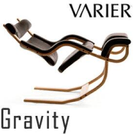 【2019年10月入荷予定】ヴァリエール グラビティ バランスチェア 座面:ブラック/木部:ナチュラル バリエール グラヴィティ ストッケ VARIER Gravity Balance Chair STOKKE【代金引換対象外】