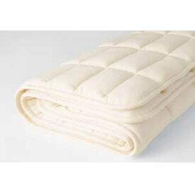 【送料無料】日本ベッド ベッドパッド ウールパッド 50779CQ クイーンサイズ