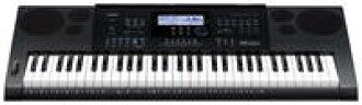 卡西欧卡西欧真正 2 点集的高品位键盘站设置电子钢琴 CTK 6200 61 键盘型号