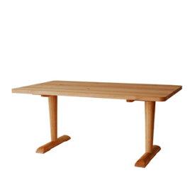 飛騨産業 森のことばibukiシリーズ テーブル(W135)FR323WP キツツキマーク 【代引対象外】