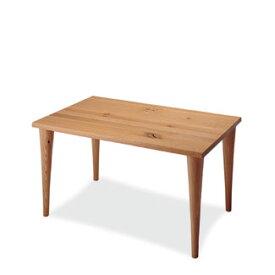 飛騨産業 森のことばシリーズ テーブル(W135)SN342WP キツツキマーク 【代引対象外】