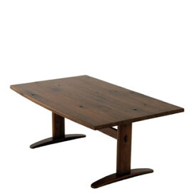 飛騨産業 森のことばWalnutシリーズ LDテーブル(W180) SW385WP キツツキマーク 【代引対象外】