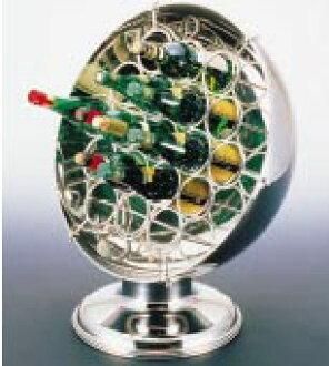 UK 18-8 Jumbo wine rack