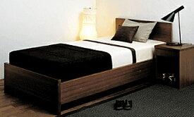 Bed-1 70×200 電動タイプ2台セット(ダブル相当) 15cmコンビマットレス付(140cm幅)