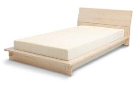 Bed-3 70×200 電動タイプ2台セット(ダブル相当) 15cmコンビマットレス付(140cm幅)