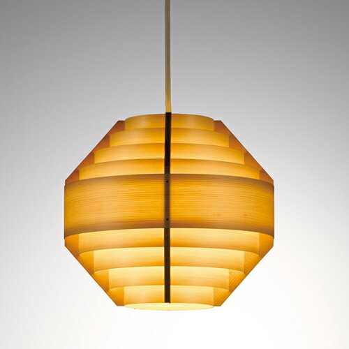 JAKOBSSON LAMP(ヤコブソンランプ) YAMAGIWA(ヤマギワ) 323F-223照明 ペンダントランプ 北欧デザイン Hans Agne Jakobsson 要電気工事