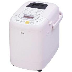 【入荷未定】ホームベーカリー ふっくらパン屋さん HBK-101 ピンク 1斤 エムケー精工 送料無料