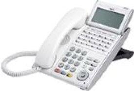 【中古】NEC DTL-24D-1D(WH)TEL【ビジネスホン・業務用電話機】