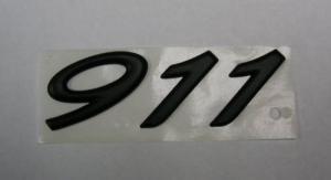 ポルシェ Porsche 911 エンブレム エンジンリッド ボンネット 964 993 996 997 Turbo ターボ