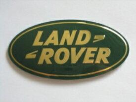 ランドローバー LR3 スポーツ ディスカバリー フロントグリル エンブレム グリーンオーバル