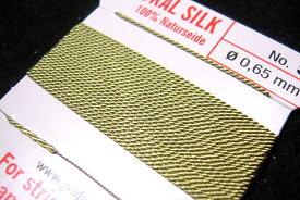 【7〜16号揃ってます】 グリフィン糸(グリフィンコード/シルク)|ジェイド/1ヶ【メール便OK】