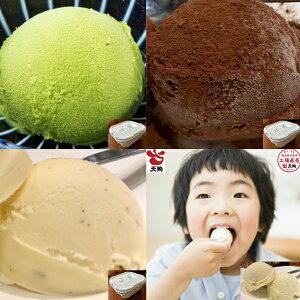 デザートアイス 3色 セット 濃厚バニラアイス 国産玉露入り抹茶アイス 生チョコアイス 1Lサイズ 3種類 詰め合わせ 自家製 国産生乳使用 高級アイスクリーム 業務用アイスクリーム バニラ ア