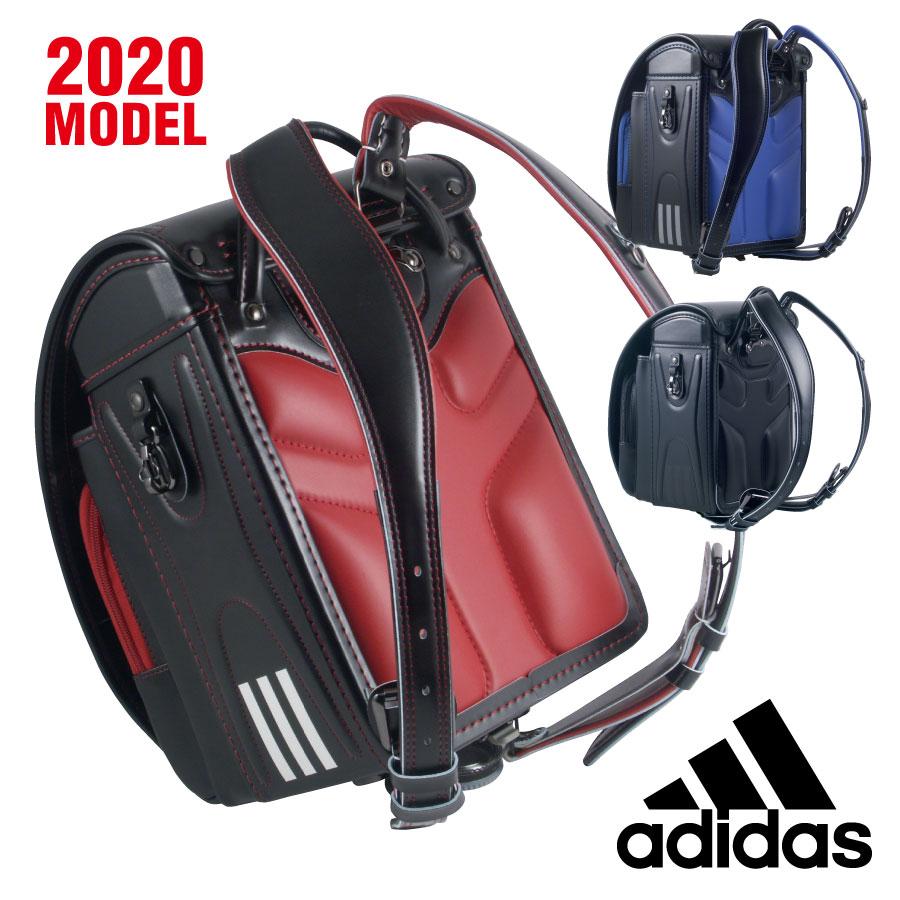 【500円OFFクーポン】ランドセル アディダス 2020 男の子 人気 adidas キューブタイプ 35619