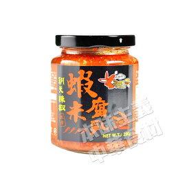 老騾子牌朝天食品系列老騾子蝦米腐乳290g (朝天エビ入り豆腐乳)ご飯がすすむ中華食材調味料・中華料理人気商品・台湾名物