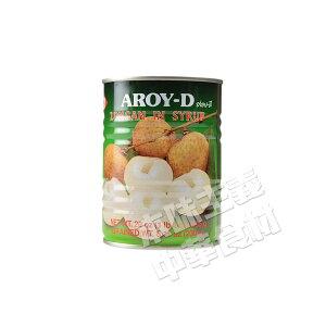 泰国南国風味AROY-D糖水龍眼(リュウガン缶) 人気タイ商品!!!