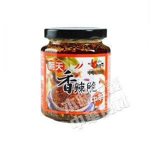 老騾子牌朝天香辣脆 240g(中辛山椒入り食べるラー油) ご飯がすすむ中華料理人気商品・中華食材調味料・台湾名物・酒の肴