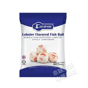 富媽媽 龍蝦味魚丸(ロブスター風味魚団子) 500g 魚団子 ロブスター