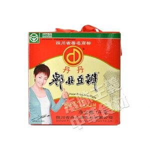 丹丹ピー県豆板醤(四川風唐辛子大豆みそ)1kg