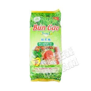 ベトナム産 Bun Gaoライスヌードル(2mm)排米粉400g