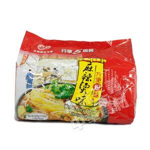 光友マーラー鍋風即席春雨(100g*5袋入)500g・光友麻辣方便粉絲・大人気・袋麺・インスタントヌードル・春雨スープ