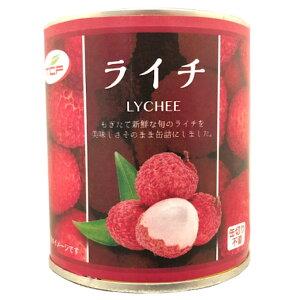 【送料無料】ライチ缶詰 300g×24個 シロップ漬け Lychee EO缶 缶切り不要 プルトップ缶 まとめ買い 業務用