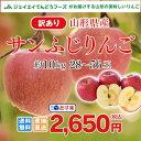 訳あり りんご 10kg 送料無料 山形県産 りんご 約10kg(28〜56玉) ※一部地域は別途送料追加 予約商品 フルーツ 果物 …