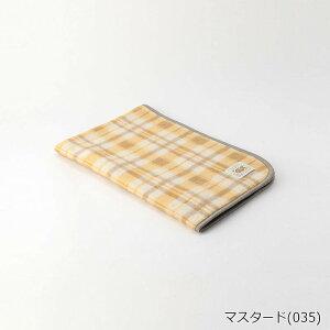 コットンウールチェック クォーターケット 日本製   テネリータ TENERITA