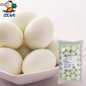 鶏卵水煮 25卵袋詰バラ[2.3kg] 給食 業務用食材 の天狗缶詰 大容量 常温長期保存 ゆでたまご レトルト ラーメン おでん具材に タルタルソースにも