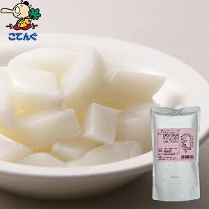 杏仁豆腐 S 袋詰 固形600g バラ[1.1kg] 給食 業務用食材 の天狗缶詰 大容量 常温長期保存 中華デザート ビュッフェスイーツに