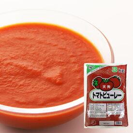 【公式】天狗缶詰 トマトピューレ JAS 3kg 3,000g  [7,000円以上で送料無料※一部除く/業務用 食品 食材] ミネストローネ、パスタに