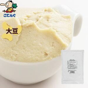 大豆ペースト 北海道原料 袋詰 500g バラ[0.6kg] 給食 業務用食材 の天狗缶詰 常温長期保存
