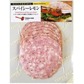 サンドイッチ&サラダハム スパイシーレモン80g【送料別】