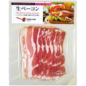 サンドイッチ&サラダハム 生ベーコン52g【送料別】