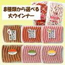 たっぷり楽しめ お好きな味が選べる!【送料込み】(※沖縄県・北海道を除く)ウインナー・ソーセージセット業務用・アウトドア・BBQ