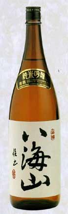 純米吟醸 八海山 1800ml×6本入り 送料無料  「八海醸造」[新潟県] 予約注文になります