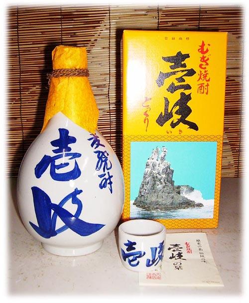 壱岐 徳利  25度 700ml  麦焼酎 「玄海酒造」[長崎県]