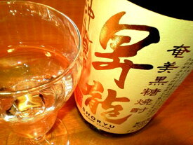 ●奄美黒糖焼酎「昇龍」 2年熟成限定酒 昇り龍(のぼりりゅう)  25度 1800ml