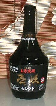 セレクト壱岐 35度 720ml  壱岐 麦焼酎 「玄海酒造」 [長崎県]