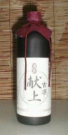 古酒博多献上 40度 720ml × 6本入り 麦焼酎 原酒 「篠崎酒造」[福岡県]【送料無料】