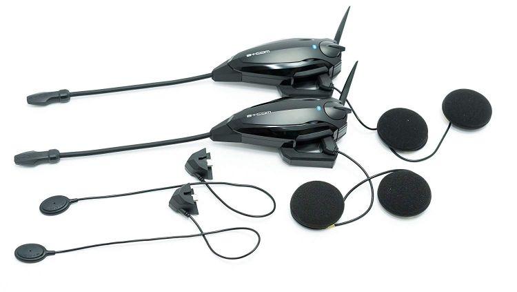 【おまけ付】サインハウス B+COM(ビーコム) SB6X Bluetoothインターコム ペアユニット ツーリング 00080216