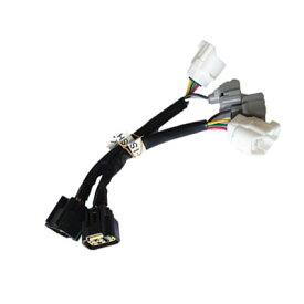 LEDRCL-ISH23 コネクタ変換ハーネス (いすず/エルフ・マツダ/タイタン用) 2入 koito 小糸製作所