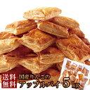【送料無料】 訳あり 国産りんごのアップルパイ5kg(常温商品) リンゴジャム 業務用 まとめ買い りんごパイ