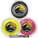 ヨネックス ポリツアープロ (1.20/1.25/1.30mm) 200mロール Yonex Poly Tour Pro (120/1.25/1.30mm) 2...