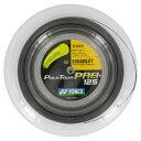 ヨネックス ポリツアープロ グラファイト(1.20/1.25/1.30mm) 200Mロール Yonex Poly Tour Pro (1.201.25/1.30mm) 200m roll strin