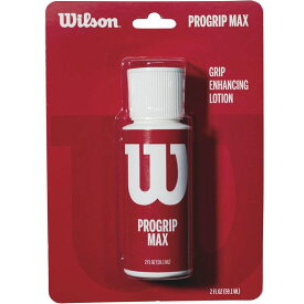 Wilson(ウィルソン) テニス プログリップ マックス 滑り止めローション (Wilson Pro Grip Max WRZ531700)